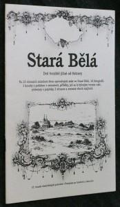 náhled knihy - Stará Bělá : dvě tvrziště jižně od Ostravy