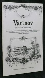 náhled knihy - Vartnov : zřícenina hradu jižně od Krnova