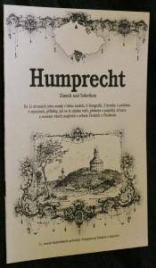 náhled knihy - Humprecht : zámek nad Sobotkou