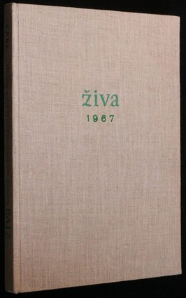 náhled knihy - Živa 1.-6. 1967