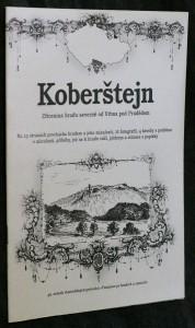 náhled knihy - Koberštejn : zřícenina hradu severně od Vrbna pod Pradědem