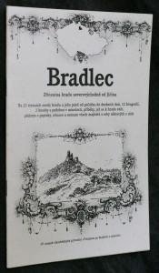 náhled knihy - Bradlec : zřícenina hradu severovýchodně od Jičína