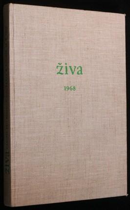 náhled knihy - Živa 1.-6. 1968