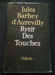 náhled knihy - Rytíř Des Touches (Obr, 186 s., il. M. Hegar/V. H. Brunner)