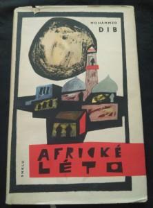 náhled knihy - Africké léto