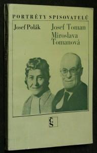 náhled knihy - Josef Toman - Miroslava Tomanová