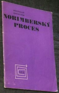 náhled knihy - Norimberský proces