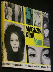 náhled knihy - Magazín kina 1968