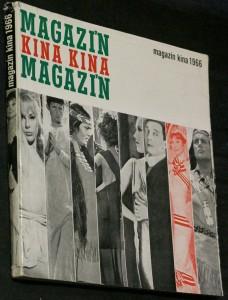 náhled knihy - Magazín kina 1966