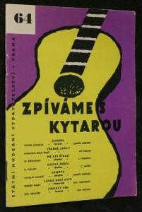 náhled knihy - Zpíváme s kytarou
