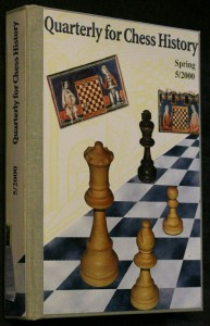náhled knihy - Quarterly for chess history, spring 5/2000