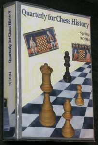 náhled knihy - Quarterly for chess history, spring 9/2004