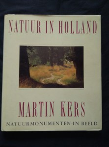 náhled knihy - Natuur in Holland