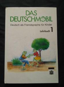 náhled knihy - Das Deutschmobil - Lehrbuch 1 (A4, lam, 128 s.)