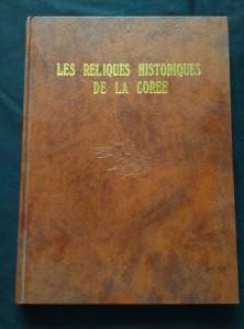 náhled knihy - Les Reliques historiques de a Corée
