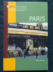 náhled knihy - Bloom´s literary places - Paris (lam, 151 s.)