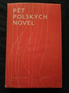 náhled knihy - Pět polských novel