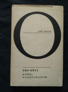 náhled knihy - Pro děti, Knížka naslouchajícím (Ocpl, 100 s., ob a typu M. Janáček)