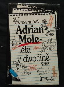 náhled knihy - Adrian Mole - léta v divočině (pv, 192 s.)