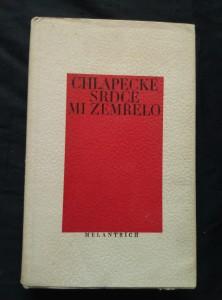 náhled knihy - Chlapecké srdce mi zemřelo - Výbor z veršů předčasně zesnulých českých básníků (Ocpl, 296 s.)