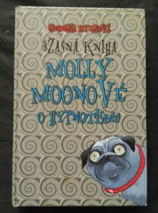 náhled knihy - Úžasná kniha Molly Moonové o hypnotismu (pv, 260 s.)