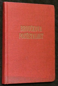 náhled knihy - Broučkova pozůstalost. II., Písničky svobodného