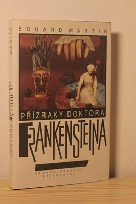 náhled knihy - Přízraky doktora Frankensteina