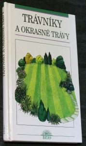 náhled knihy - Trávníky a okrasné trávy