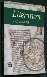 náhled knihy - Literatura pro 1. ročník středních odborných škol
