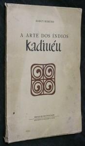 náhled knihy - A arte dos índios kadiuéu