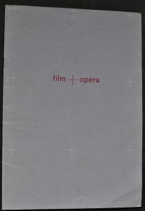náhled knihy - Film + opera : sborník textů k cyklu 28. Letní filmové školy v Uherském Hradišti 2002