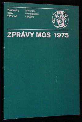 náhled knihy - Zprávy MOS 1975