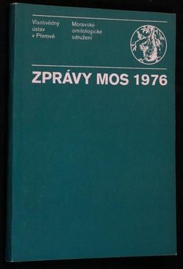 náhled knihy - Zprávy MOS 1976