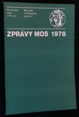 náhled knihy - Zprávy MOS 1978