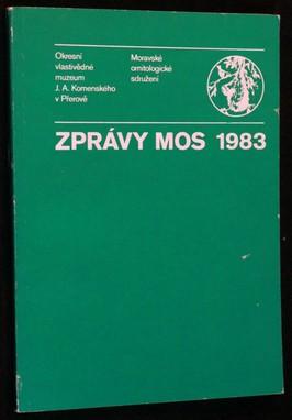 náhled knihy - Zprávy MOS 1983