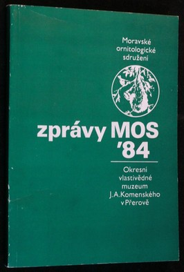 náhled knihy - Zprávy MOS 1984