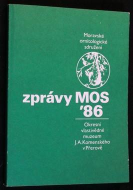náhled knihy - Zprávy MOS 1986