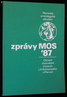 náhled knihy - Zprávy MOS 1987