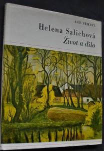 náhled knihy - Helena Salichová : Život a dílo