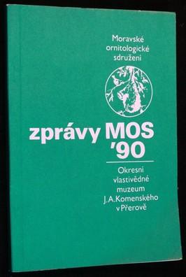 náhled knihy - Zprávy MOS 1990