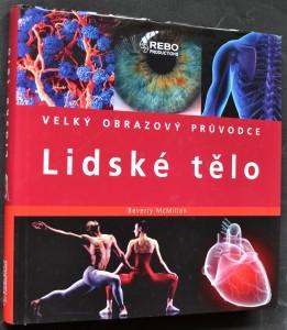 náhled knihy - Lidské tělo : velký obrazový průvodce