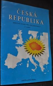 náhled knihy - Česká republika: sešitové atlasy pro základní školy