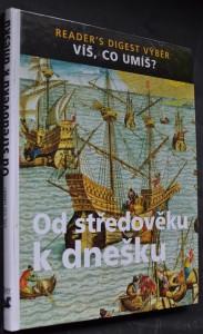 náhled knihy - Od středověku k dnešku