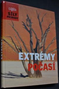 náhled knihy - Extrémy počasí