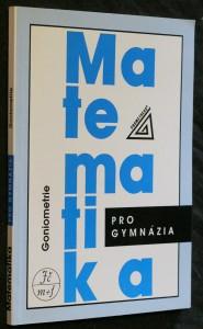 náhled knihy - Sbírka úloh z matematiky pro gymnázia. Goniometrie