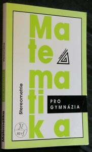 náhled knihy - Matematika pro gymnázia. Stereometrie