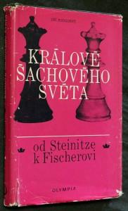 náhled knihy - Králové šachového světa : od Steinitze k Fischerovi