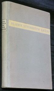 náhled knihy - Dějepis výtvarných umění v Československu