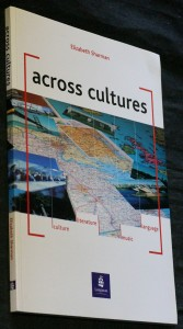 náhled knihy - Across cultures: culture, literature, music, language