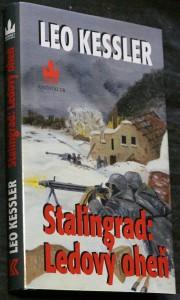 náhled knihy - Stalingrad: Ledový oheň : z historie pluku SS Wotan